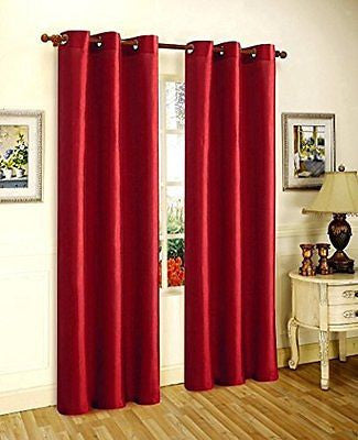 Gorgeous Home ** AVAILABLE IN DIFFERENT SIZES & COLORS ** (#60) 1 PANEL SOLID
