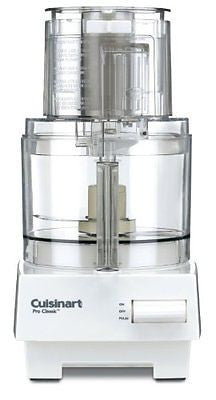Cuisinart DLC-10SY Pro Classic 7-Cup Food Processor White