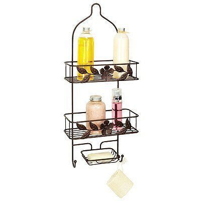 Bath Bliss Hanging Shower Caddy