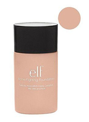 e.l.f. Acne Fighting Foundation Buff 1.21 Fluid Ounce