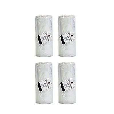 "4 Large 8"" x 50' Vacuum Saver Rolls Commercial Grade Food Sealer Bags"