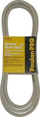 Poulan Pro 38-Inch Gear Drive Transmission Mower Belt PP12002