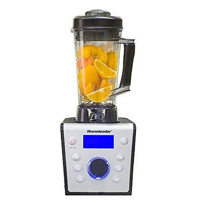 Homeleader 70 oz Professional Countertop Blender, LCD Screen