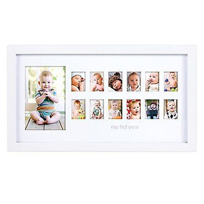 Pearhead Photo Moments Frame, White
