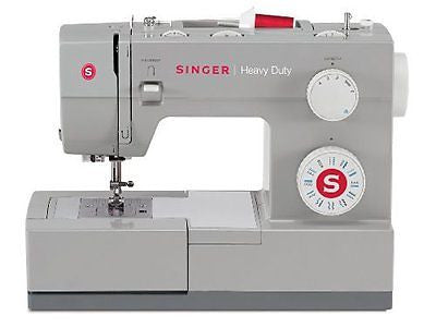 SINGER 4423 Heavy Duty Extra-High Sewing Speed Sewing Machine with Metal Frame