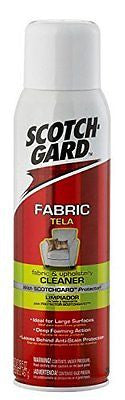 Scotchgard Fabric and Upholstery Cleaner, 14-ounce