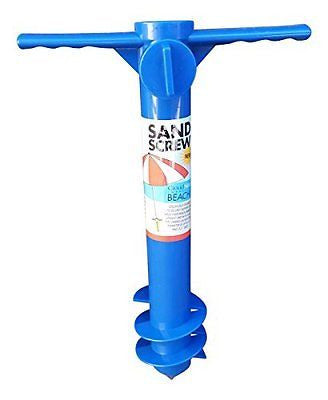 Cloudnine Beach Umbrella Sand Anchor, Universal Size For All Poles