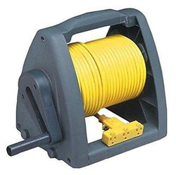 Alert Stamping 7000WR Pro Electrical Extension Cord Wall Mount Storage Reel