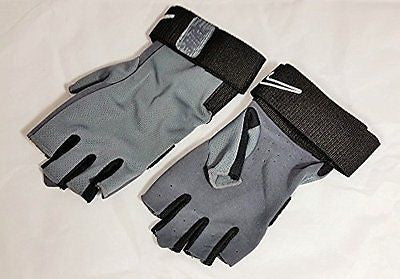 Nike Men's Strength Training Glove II (Large, Flint Grey/Black)