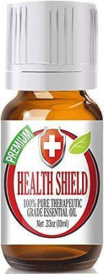 Best Health Shield (Compare to Thieves Oil by Young Living, Four Thieves