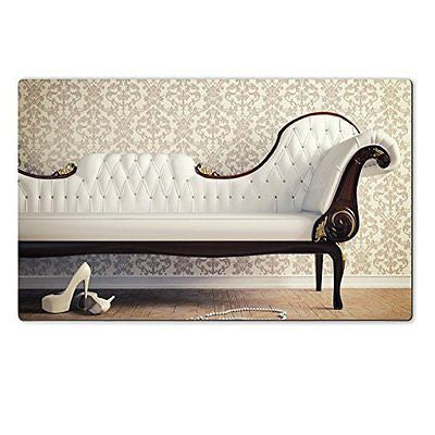 MSD Natural Rubber Large Table Mat 28.4 x 17.7 x 0.2 inches IMAGE ID 19980502