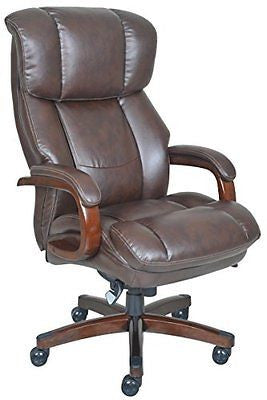 La-Z-Boy? 44940 Fairmont Big & Tall Executive Bonded Leather Office Chair