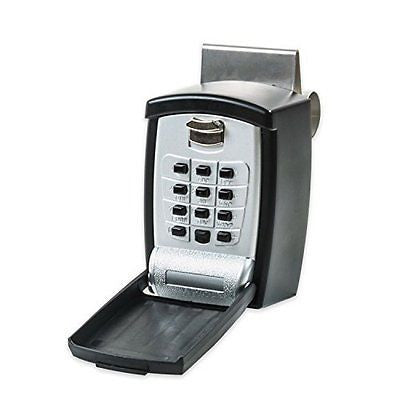 KeyGuard Pro SL-591 Car Window Punch Button Lock Box