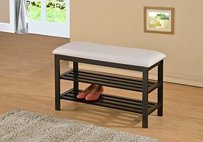 Shoe Rack Organizer Storage Bench Store up to 86 Pairs