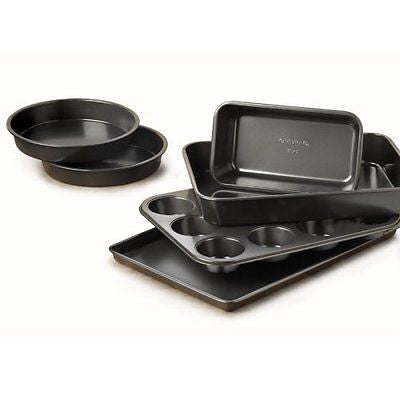 Nonstick Bakeware Set 6-Pieces