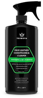 Vinyl and Faux Leather Cleaner & Conditioner
