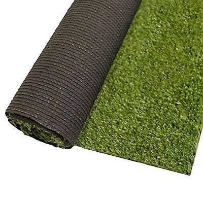 ALEKO? AG2X3CS 6 Square Feet Roll Artificial Garden Grass C Shape Monofil PE