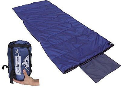 OutdoorsmanLab Lightweight Camping Sleeping Bag For Backpacking Hiking Travel