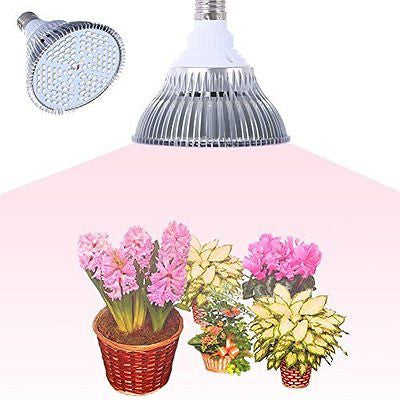 E27 Growing Bulbs,Gianor 80W Led Grow Lights Full Spectrum Light Bulbs 120PCs