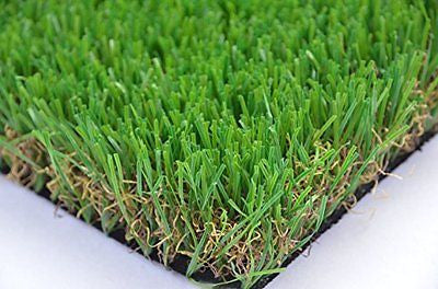 Artificial Grass 1 3/4 Inch Blade for Outdoor & Indoor Field/Lime Green Mixed