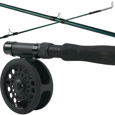 Crystal River Fly Fishing Combo Kit