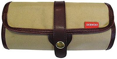 Derwent Canvas Pencil Wrap, 30 Pencil Holder (0700434)