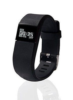 BITWATCH Activity Tracker Bracelet - Fitness Activity Watch Smart Wristband