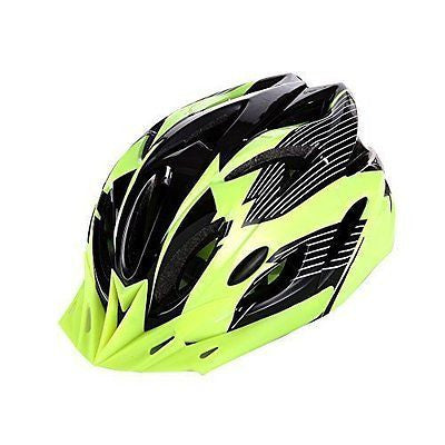Rongbenyuan Best Unisex Road/Mountain Bicycle Biking Cycling Helmet