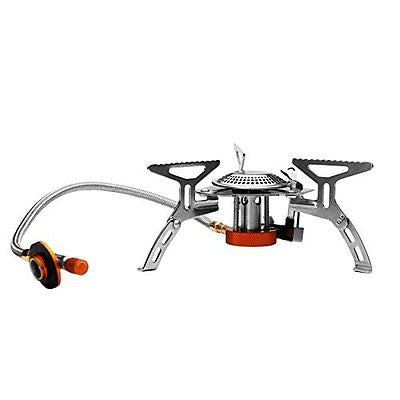 Fire-Maple Fms-105 Portable Camping Stove with Piezo Ignition - Ultralight