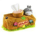 My Neighbor Totoro Figure Soft Plush Bathroom Toilet Paper Tissue Box Cover