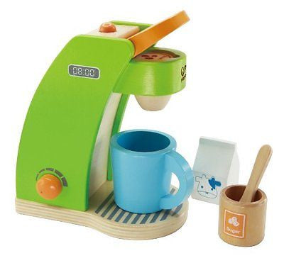 Hape - Playfully Delicious - Coffee Maker Play Set