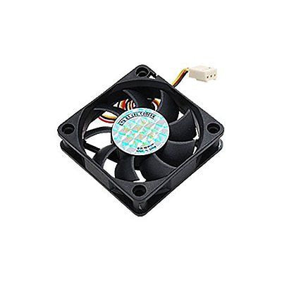 uxcell? New 70mm PC Chassis Computer Case 3 Terminal Fan Cooling Cooler