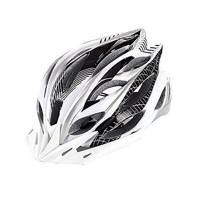 Baseca Elastic Ultralight Mens Womens Road/Mountain Bike Helmet with 22 Vents
