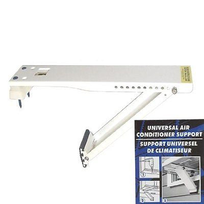 AC Safe Universal Light-Duty Air Conditioner Support Bracket Upto 80 Pounds