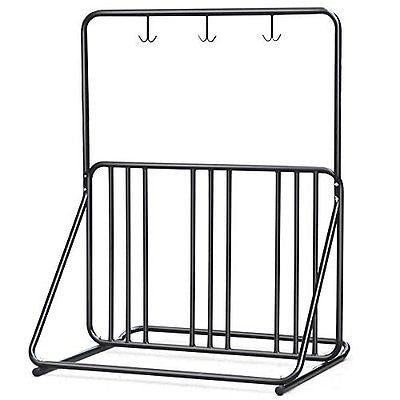 Yaheetech Bicycle Parking Storage Rack 1-6 Bikes Steel Park Stand