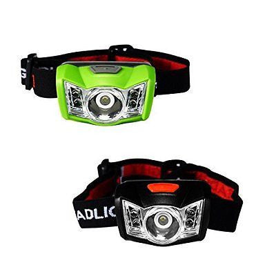 SUBOOS Ultra Bright LED Headlamp Flashlight