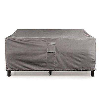 Waterproof Heavy Duty Outdoor Lounge Loveseat Sofa Patio Cover