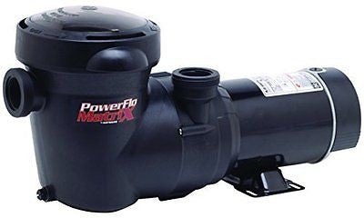 Hayward SP15932S Power-Flo Matrix 1-1/2-Horsepower 2-Speed Above-Ground Pool