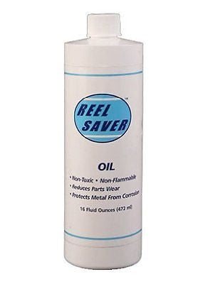 Mil-Comm Reel Saver Oil 16 oz. bottle