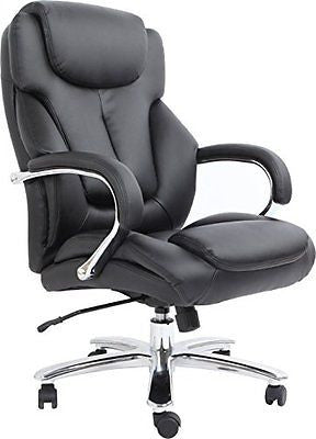 Comfort Products 60-5600T Admiral III Big & Tall Executive Leather Chair