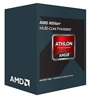 AMD Athlon X4 860K Edition CPU Quad Core FM2+ 3700Mhz 95W 4MB AD860KXBJABOX