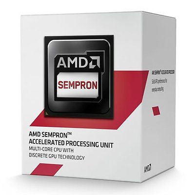AMD Sempron 2650 APU 1.45Ghz AD2650JAHMBOX