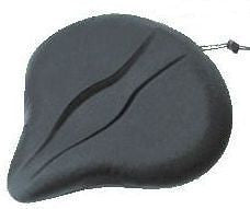 "1-1/2"" Thick - 12"" Wide - Bicycle Seat Cover / Gel Pad-Wide"