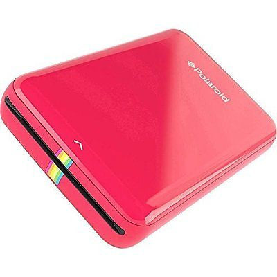 Polaroid ZIP Mobile Printer w/ZINK Zero Ink Printing Technology - Compatible w
