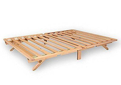 Queen Fold-A-Bed - Compact Bed Frame