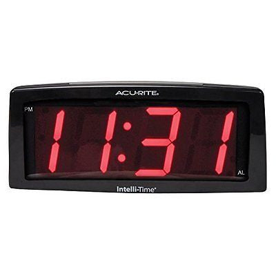 AcuRite 13003 7-Inch Digital Alarm Clock