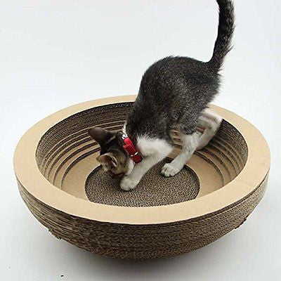 Cat Scratcher with Catnip,cat Scratcher Cardboard,cat Scratcher Lounge