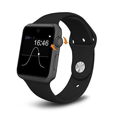 Bluetooth Smart Watch with SIM Card Slot 2.5D ARC HD Screen Wearable Devices