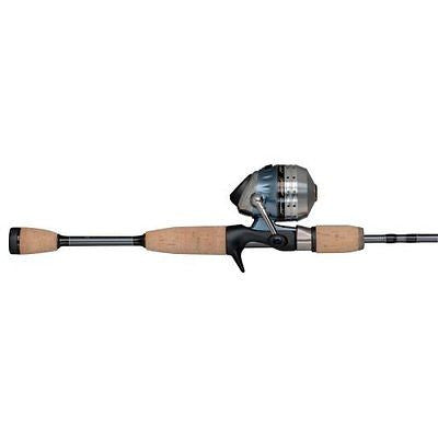 Pflueger President Spincast 6 Rod and Reel Combo