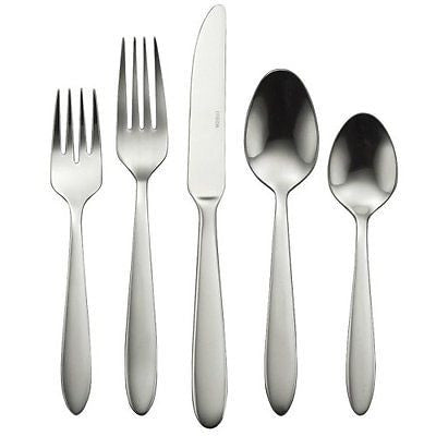 Oneida Mooncrest 45-Piece Flatware Set Service for 8